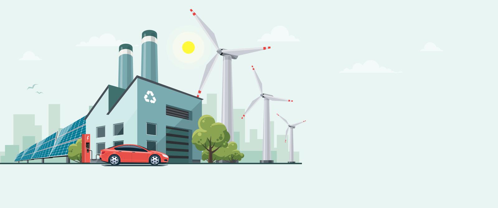 มาตรการลดคาร์บอนของประเทศยักษ์ใหญ่ ... ภาพตัวอย่างการปรับตัวของไทย